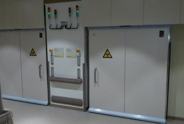 radiation protection doors from ASSIST for HealthCare