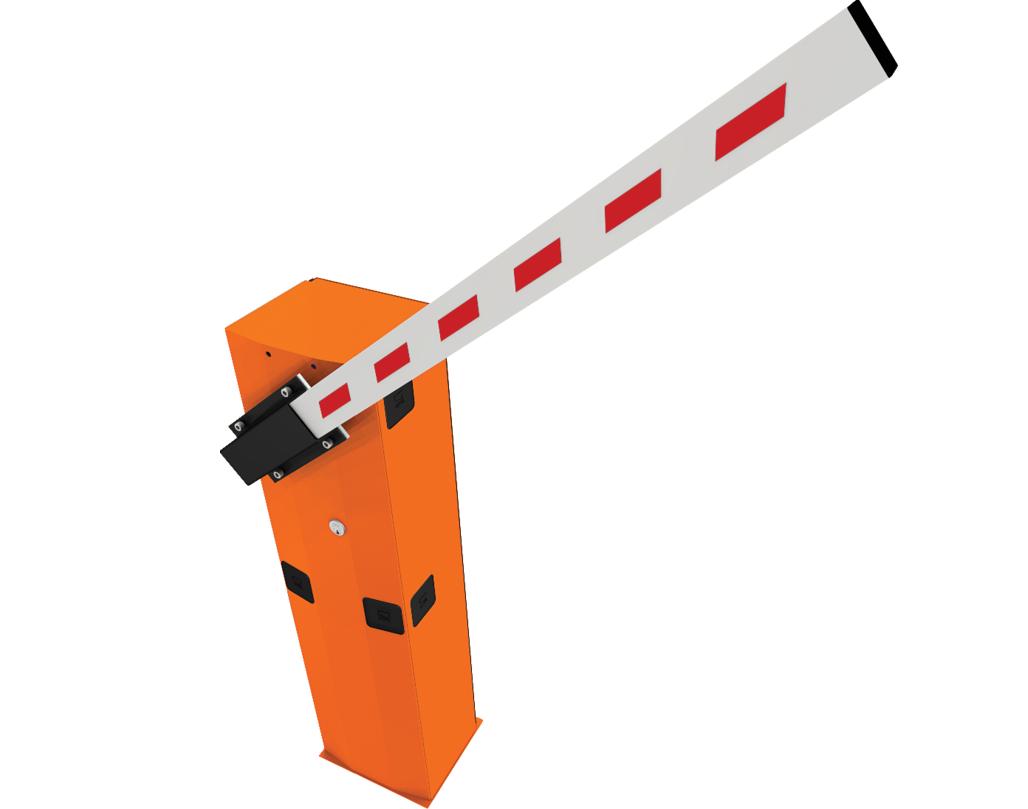 Електромеханична бариера с рамо до 4м
