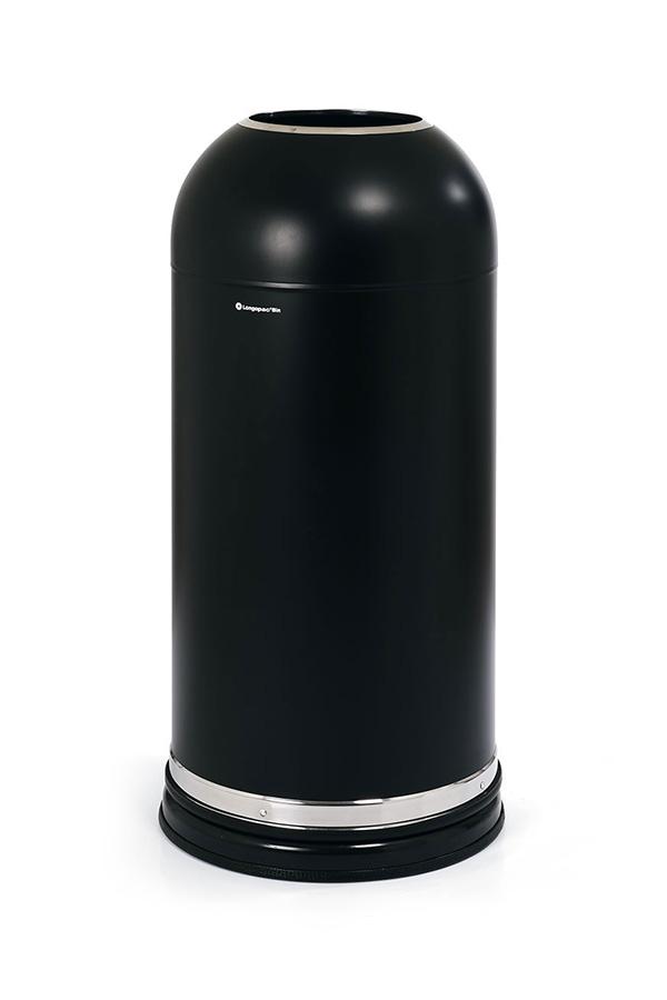 Elegant container for waste Longopac bullet Bin