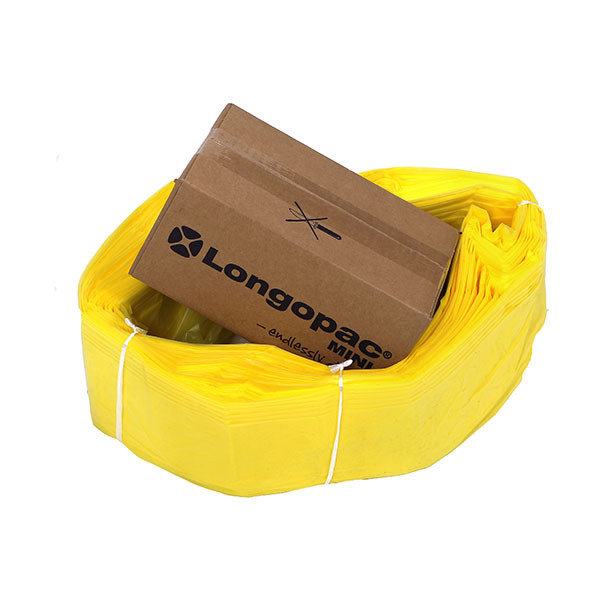 Bag cassettes - 3-layer polyethylene Longopac