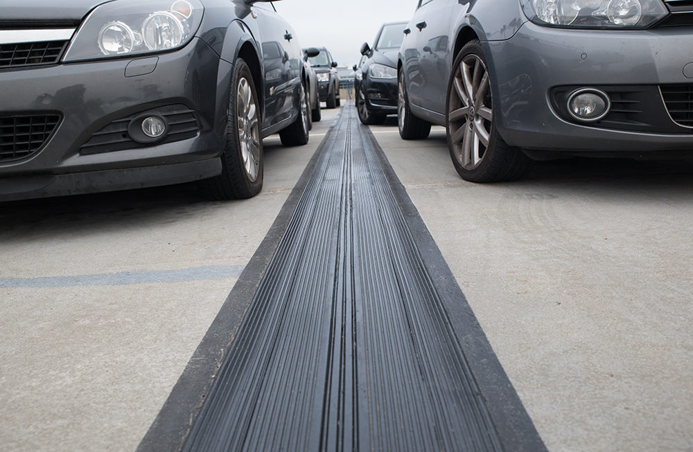 Parking joint covers