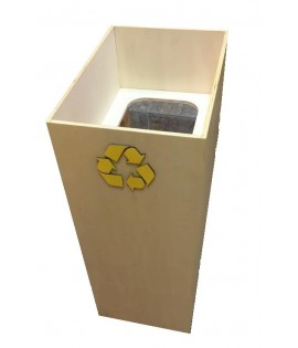 Longopac eco cabinet for office use