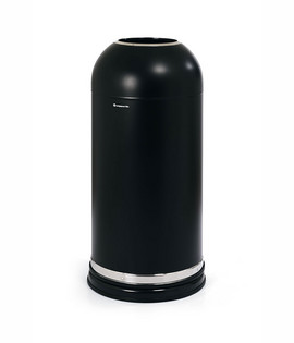 Special design for public spaces Longopac bullet Bin