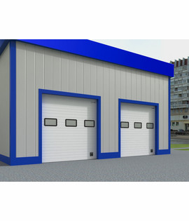 Thermo insulated doors