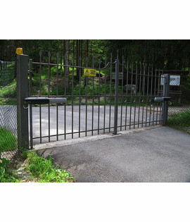 Automation system for swing gate - leaf up to 5m