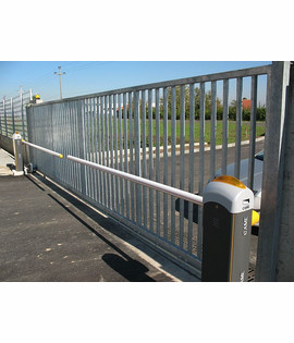 Automation system for sliding gate with weight up to 600kg