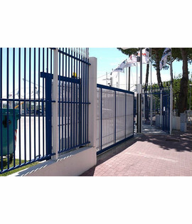 Automation system for sliding gate with weight up to 1800kg