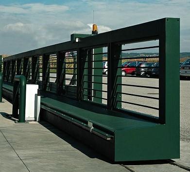 Автоматика за плъзгащ портал с тегло до 2000кг