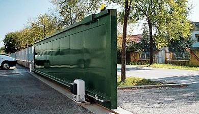 Автоматика за плъзгащ портал с тегло до 3000кг