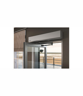 Automatic swing door